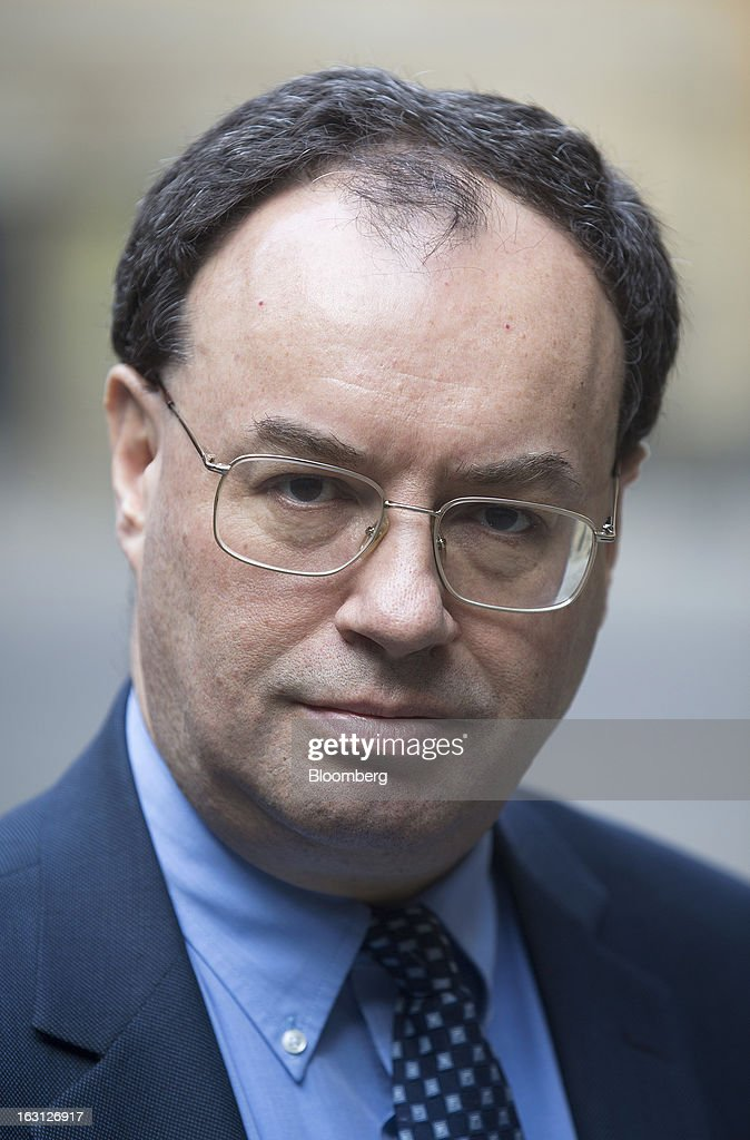 Andrew Bailey, incoming chief executive officer of the U.K. Prudential Regulation Authority, poses for a photograph following his keynote address at the Euromoney Bond Investors Congress in London, U.K., on Tuesday, March 5, 2013. Bailey will lead the Prudential Regulation Authority, which oversees banking and insurance industry stability, on April 1 when the Financial Services Authority (FSA) is broken up. Photographer: Simon Dawson/Bloomberg via Getty Images