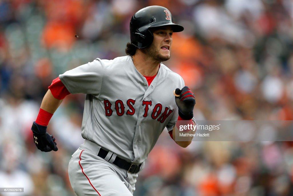 Boston Red Sox v Baltimore Orioles : News Photo