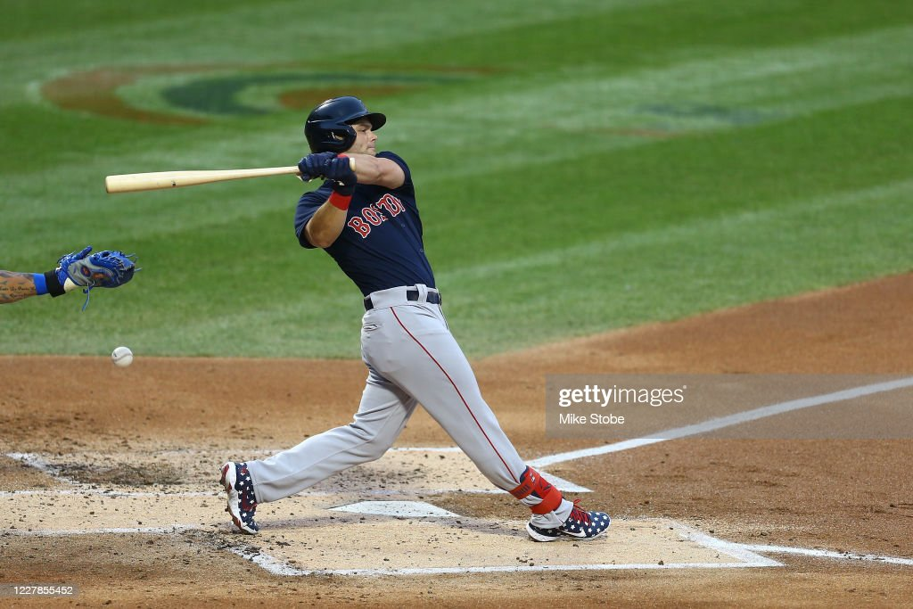 Boston Red Sox v New York Mets : News Photo