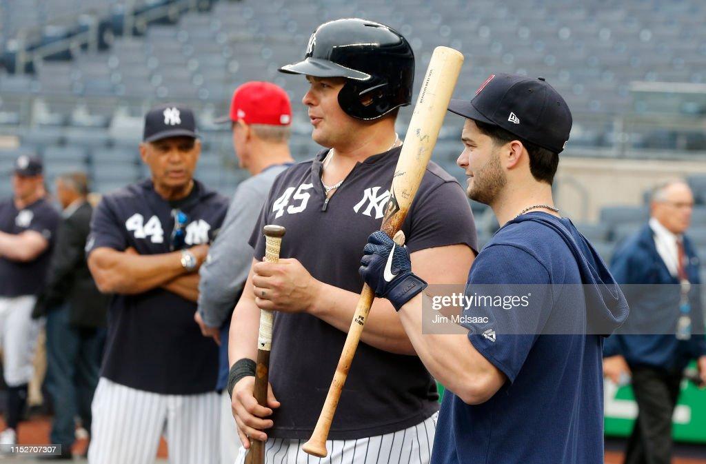 Boston Red Sox v New York Yankees : News Photo