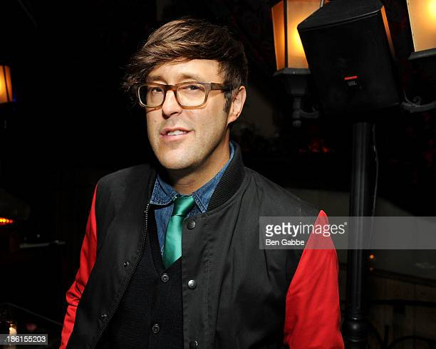 Andrew Bevan attends the 'Big Sur' premiere after party at Hotel Chantelle on October 28 2013 in New York City