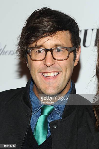 Andrew Bevan attends the 'Big Sur' premiere at Sunshine Landmark on October 28 2013 in New York City