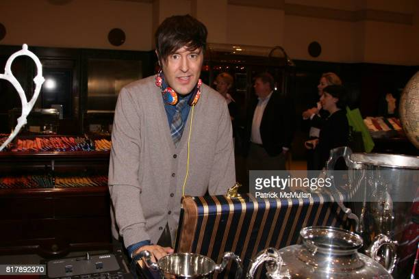 Andrew Bevan attends The launch of True Prep at Brooks Brothers on September 14 2010 in New York