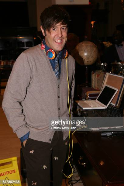 Andrew Bevan attends The launch of 'True Prep' at Brooks Brothers on September 14 2010 in New York