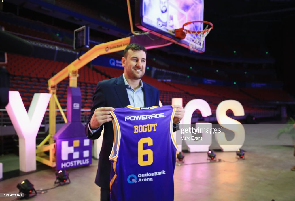 Andrew Bogut Joins Sydney Kings