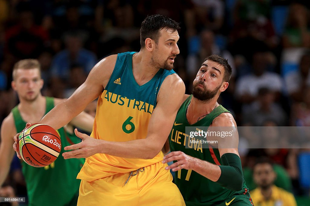 Basketball - Olympics: Day 12 : News Photo