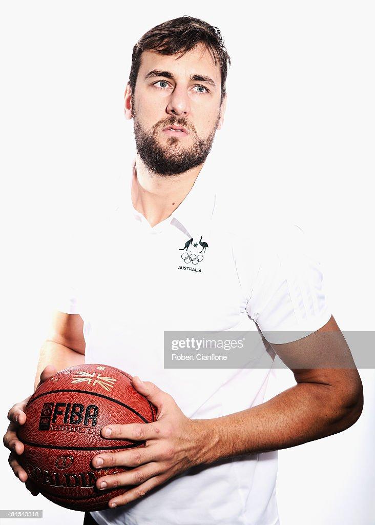 Australian Basketball Team Portraits