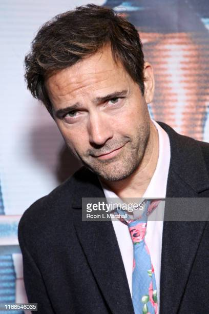 Andrew Bowen attends the Premiere of Agent Emerson at iPic Theater on November 18 2019 in Los Angeles California