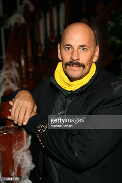 Andrew Brin during RipeTV Anniversary and Haunted Mansion at Private Residence in Los Angeles California United States