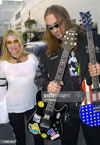 Andrew Bryniarski during 2004 MTV Movie Awards Backstage and Audience at Sony Pictures Studios in Culver City California United States