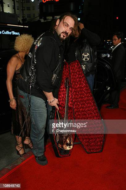 Andrew Bryniarski during Los Angeles Premiere of New Line Cinema's 'The Texas Chainsaw Massacre The Beginning' at Grauman's Chinese Theatre in...