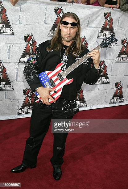 Andrew Bryniarski during MTV Movie Awards 2004 Arrivals at Sony Pictures Studios in Culver City California United States