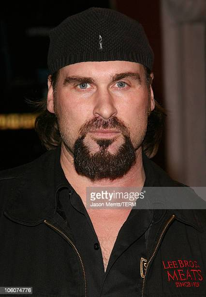 Andrew Bryniarski during 'Slither' Los Angeles Premiere at The Vista Theater in Hollywood California United States