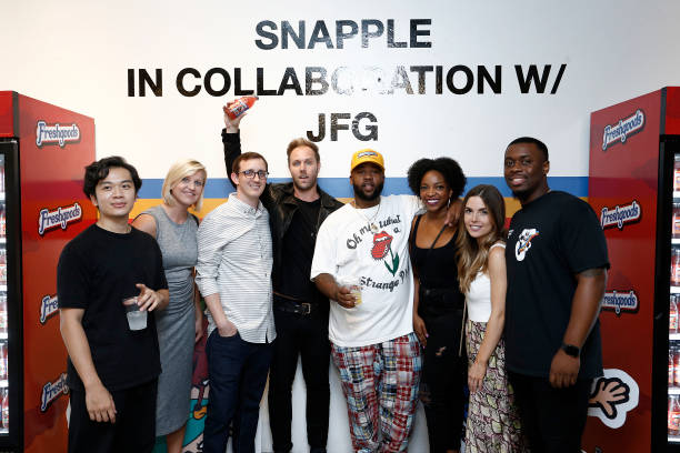 NY: Joe Freshgoods X Snapple Pop-Up Shop VIP Preview Event