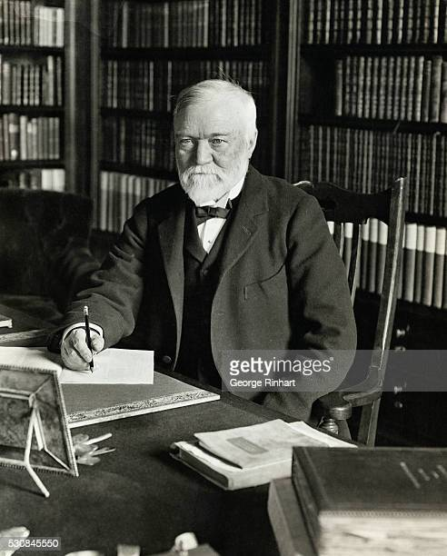 Andrew Carnegie American industrialist and humanitarian Born in Dunfermline Scotland Arrived in the United States in 1848 Entered the iron and steel...