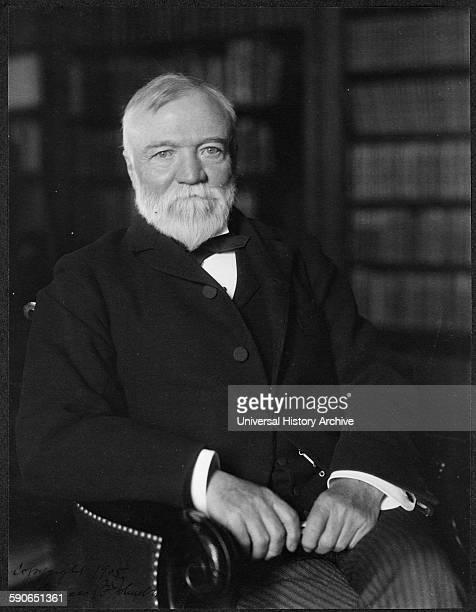 Andrew Carnegie April 1905