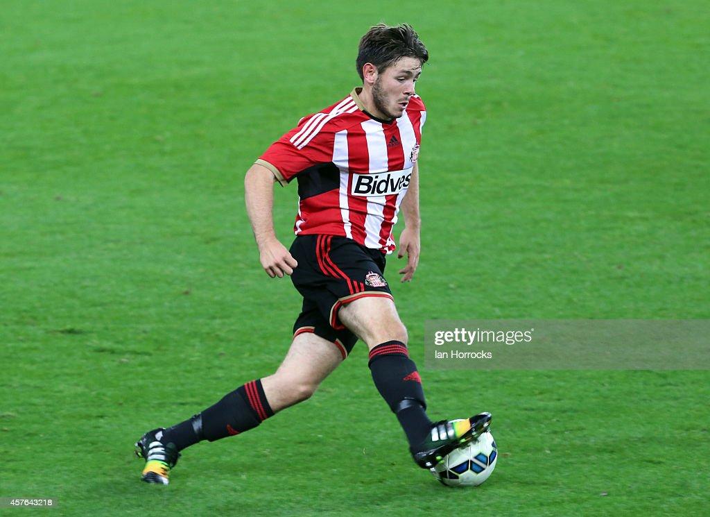 Sunderland AFC v Leicester City FC- Barclays U21 League : News Photo