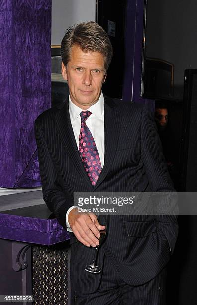 Andrew Castle attends Best Beginnings at the grand opening of The Statoil Masters Tennis at Royal Albert Hall on December 4 2013 in London England
