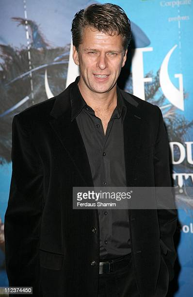 Andrew Castle during Cirque du Soleil's 'Alegria' VIP Press Night Arrivals at Royal Albert Hall in London Great Britain