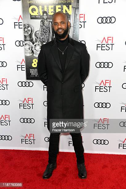 """Andrew Coles attends the """"Queen & Slim"""" Premiere at AFI FEST 2019 presented by Audi at the TCL Chinese Theatre on November 14, 2019 in Hollywood,..."""