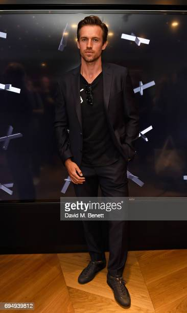 Andrew Cooper attends the Aston Martin x Hogan London Fashion Week Men's Cocktail in partnership with GQ Style on June 11 2017 in London England