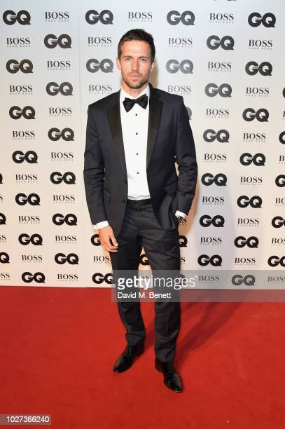 Andrew Cooper attends the GQ Men of the Year Awards 2018 in association with HUGO BOSS at Tate Modern on September 5 2018 in London England
