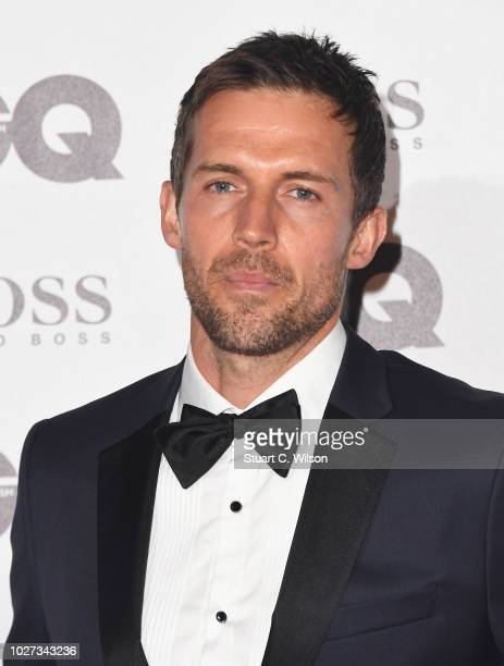 Andrew Cooper attends the GQ Men of the Year awards at the Tate Modern on September 5 2018 in London England