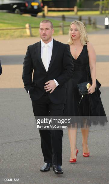 Andrew Cowles attends The Caudwell Children Butterfly Ball at Battersea Evolution on May 20 2010 in London England
