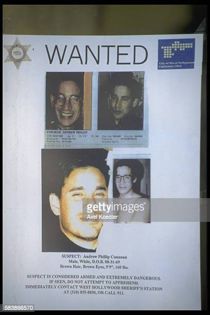 Andrew Cunanan was an American spree killer who murdered at least five people, including fashion designer Gianni Versace, during a three-month period...