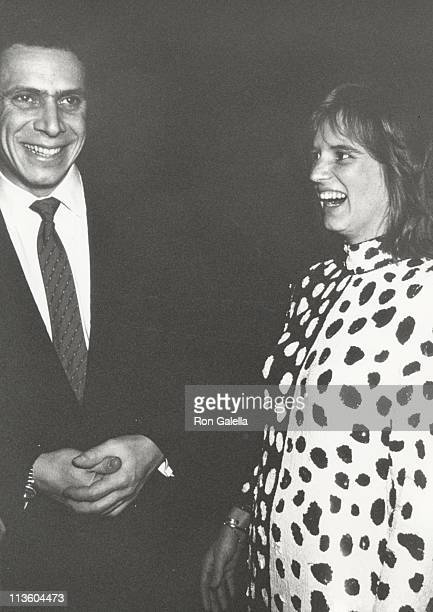 Andrew Cuomo and Kerry Kennedy during 7th Anniversary Celebration and Fundraiser for NY Governor Mario Cuomo at Sheraton Centre Hotel in New York...
