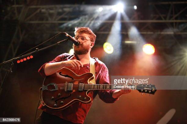 Andrew Davie of BearÕs Den performs at Electric Picnic Festival at Stradbally Hall Estate on September 3 2017 in Laois Ireland