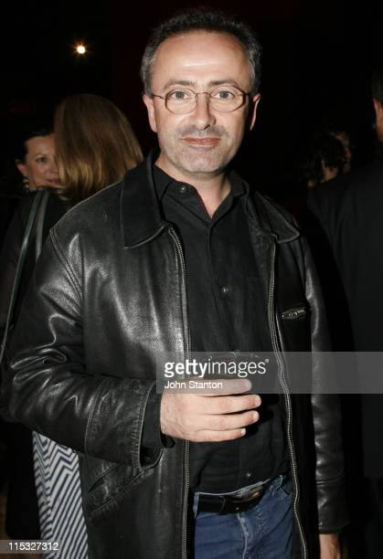 Andrew Denton during KEATING The Musical Opening Night November 15 2006 at Belvoir St Theatre in Sydney NSW Australia