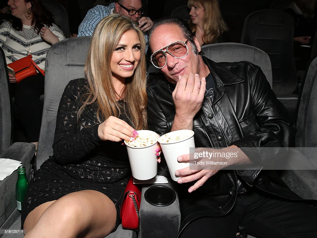 """Showtime And Fox 21 Television Studio's Premiere Screening For """"DICE,"""" Starring Andrew Dice Clay"""