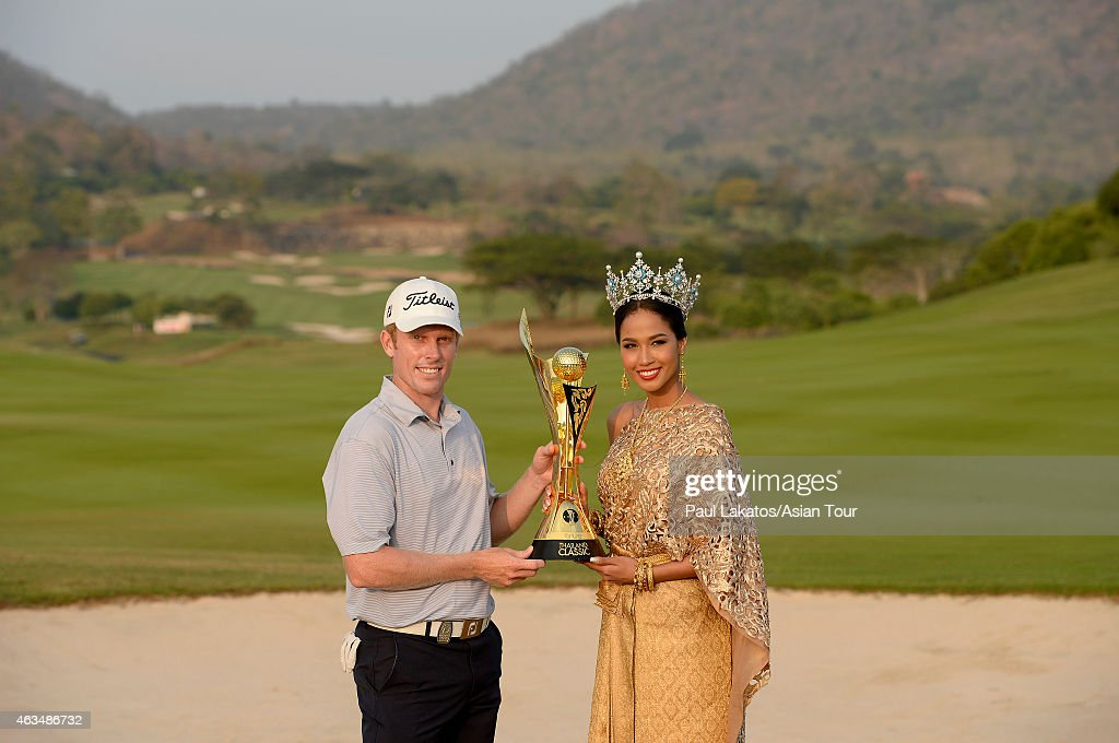 Thailand Classic - Day Four