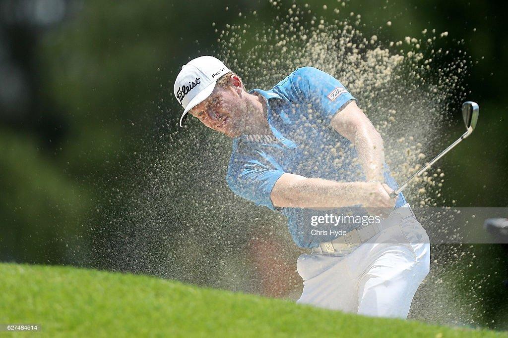 2016 Australian PGA Championship - Day 4
