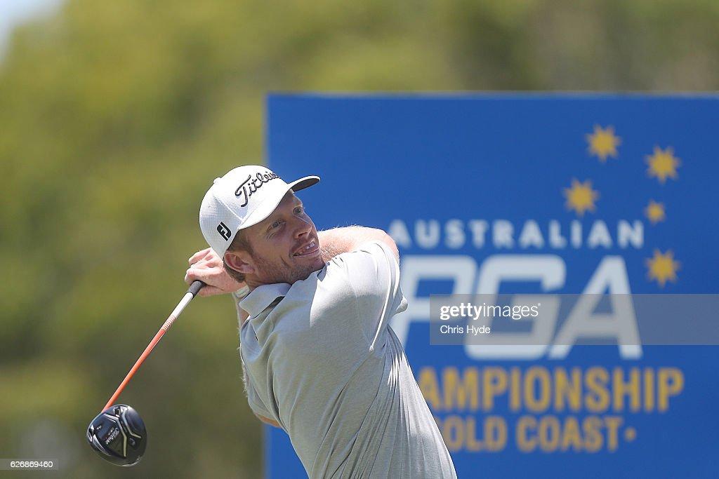 2016 Australian PGA Championship - Day 1