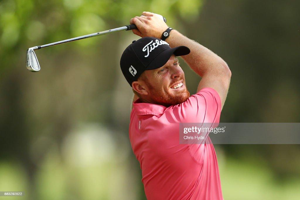 2017 Australian PGA Championship - Day 2