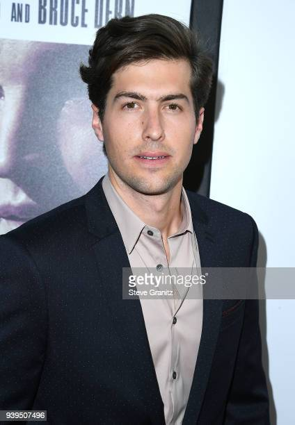 Andrew Duplessie arrives at the Premiere Of Entertainment Studios Motion Picture's 'Chappaquiddick' at Samuel Goldwyn Theater on March 28 2018 in...