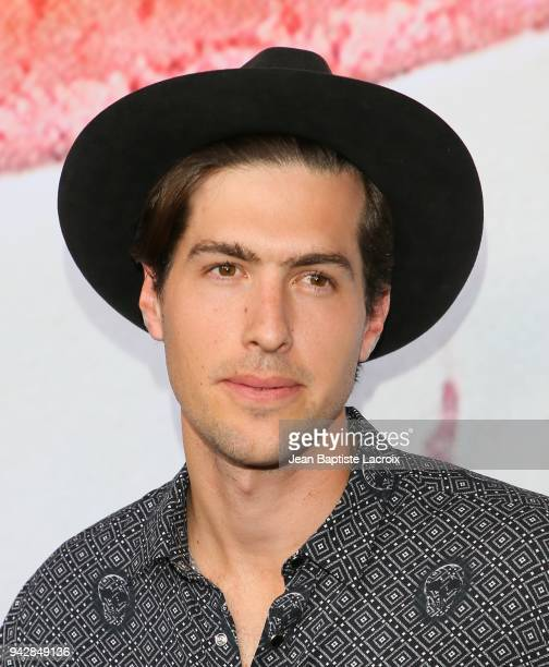 Andrew Duplessie attends the 'American Horror Story Cult' For Your Consideration Event at The WGA Theater on April 6 2018 in Beverly Hills California