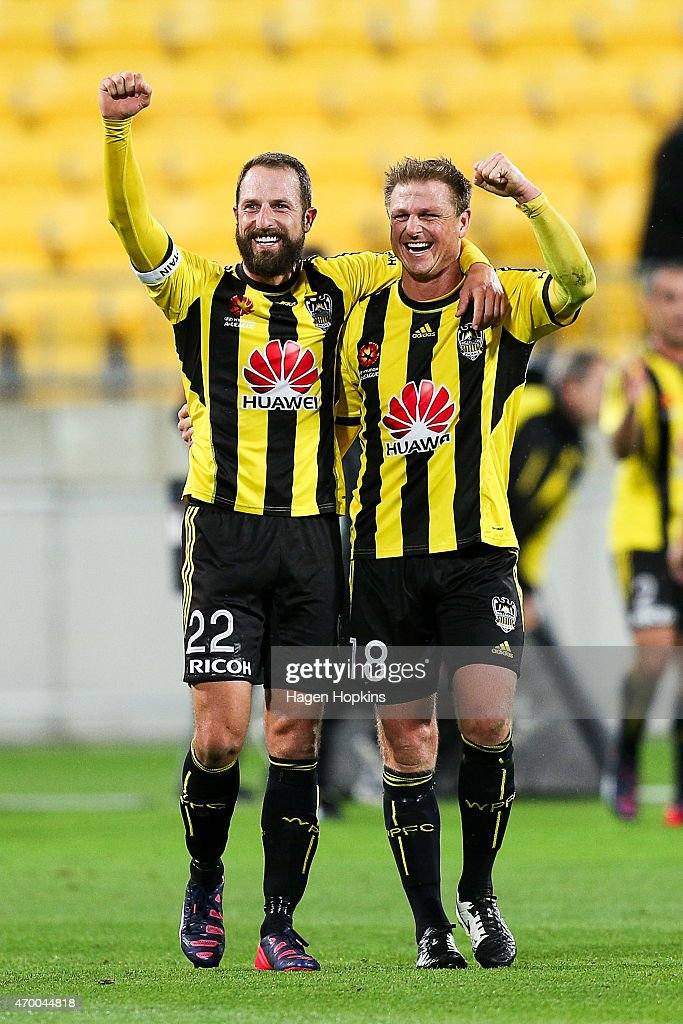 A-League Rd 26 - Wellington v Central Coast