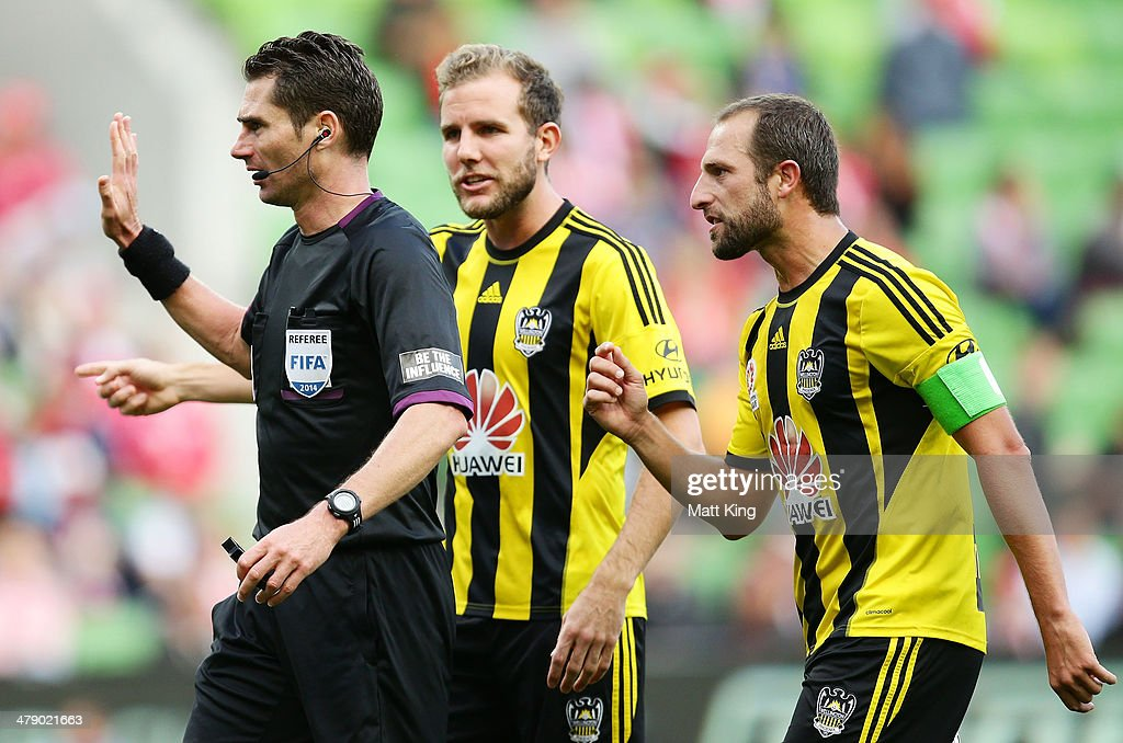 A-League Rd 23 - Melbourne Heart v Wellington Phoenix