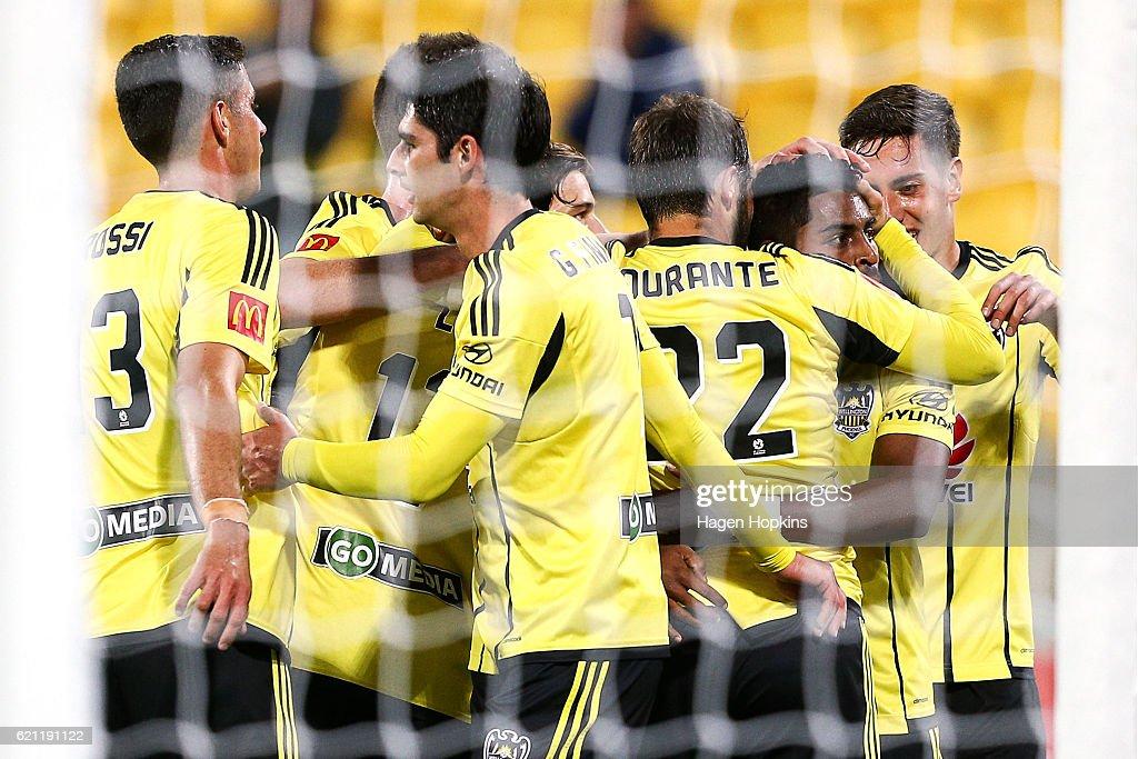 A-League Rd 5 - Wellington v Newcastle
