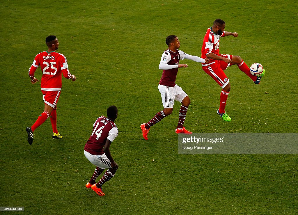 New England Revolution v Colorado Rapids