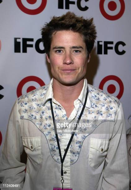 Andrew Firestone during 2004 Sundance Film Festival IFCTarget Party at River Horse in Park City Utah United States