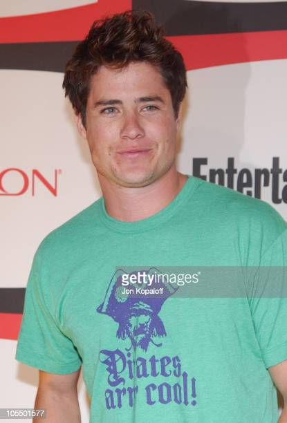 Andrew Firestone during 2nd Annual Entertainment Weekly PreEmmy Party at The Hollywood Athletic Club in Hollywood California United States