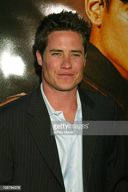 Andrew Firestone during SWAT Premiere at Mann Village Theatre in Westwood California United States