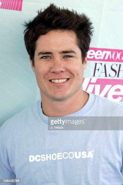 Andrew Firestone during Teen Vogue Fashion Live Inside in Huntington Beach California United States