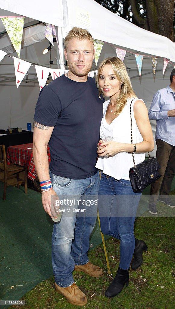 2012 House Festival UK at Chiswick House & Gardens : ニュース写真