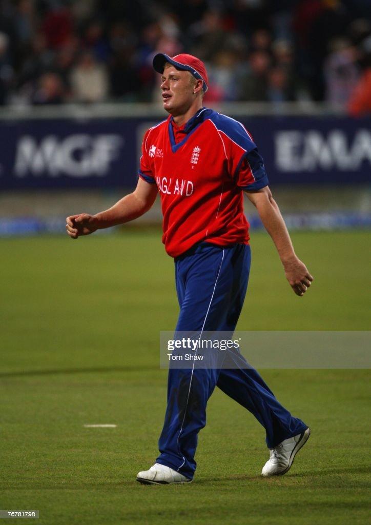 England v South Africa - Twenty20 Cup Super Eights : ニュース写真
