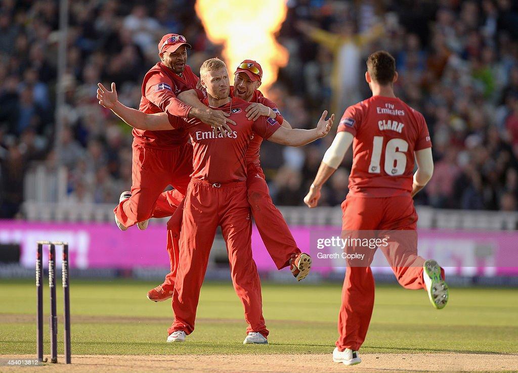 Final - Natwest T20 Blast : News Photo